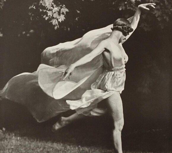 Foto: Isadora Duncan, © Arnold Genthe